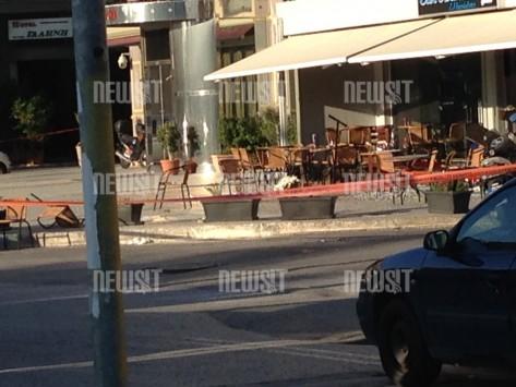 """Ο ξανθός με το μπουφάν που έγραφε """"ειρήνη"""" - Πανικός σε γνωστό μεζεδοπωλείο στο Μικρολίμανο – 11 τραυματίες από τις σφαίρες"""
