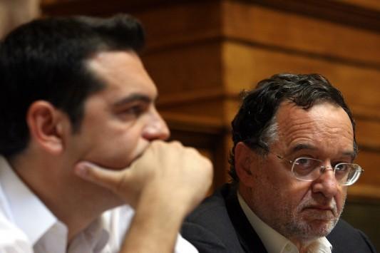 `Πόλεμος` στον ΣΥΡΙΖΑ – Λαφαζάνης κατά Τσίπρα: Κόψε τα πάρε δώσε με τα funds!