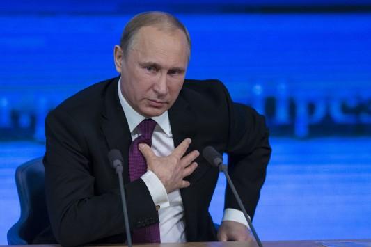 Ο Πούτιν `πέταξε` το μπαλάκι στην Ελλάδα για τον νέο αγωγό - `Θέλουμε να περάσει από εκεί, εαν δεν θέλουν τότε δεν θα πάμε`