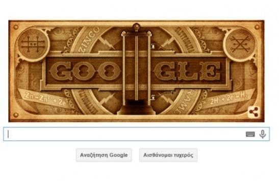 270ά γενέθλια του Alessandro Volta - Όσα πρέπει να γνωρίζετε