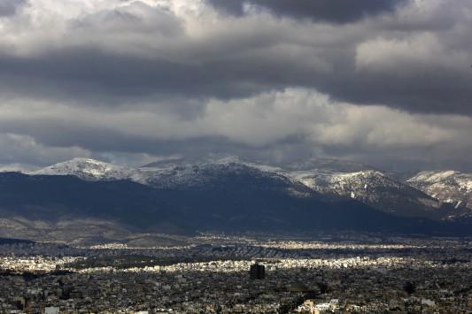 Η φωτογραφία της Αθήνας που κάνει τον γύρο του κόσμου!