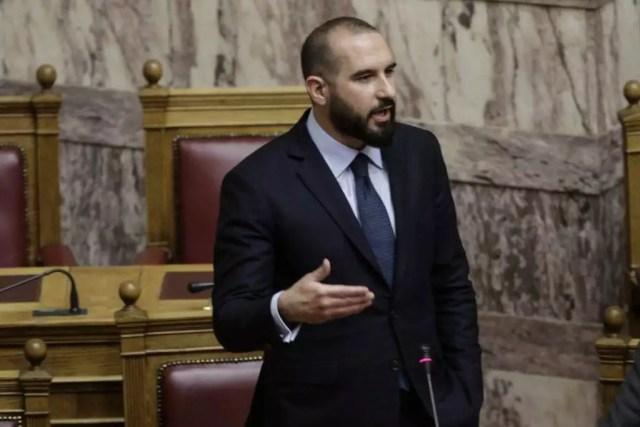 Τζανακόπουλος Παπαδημητρίου
