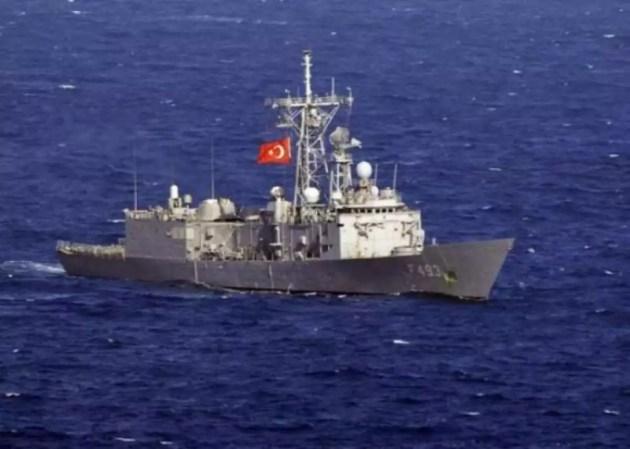 τουρκικό πολεμικό ναυτικό Αιγαίο κομάντος