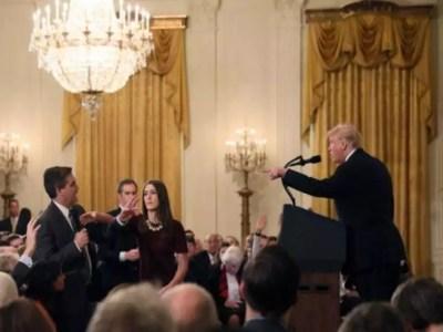 Ο Λευκός Οίκος επαναφέρει την διαπίστευση του δημοσιογράφου που… είχε αποβάλει ο Τραμπ | Newsit.gr