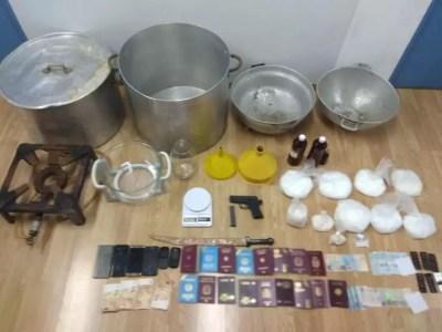 Shisha: Πώς οι αστυνομικοί βρήκαν το πρώτο εργαστήριο του ολέθριου ναρκωτικού στην Ελλάδα