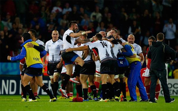 Rugby Romania Canada