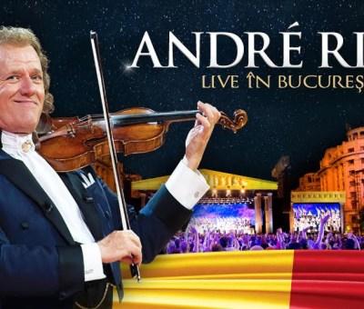 Andre Rieu Bucuresti