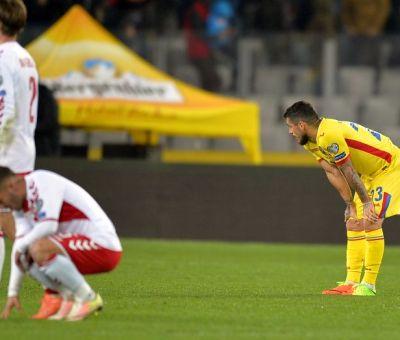 Romania Danemarca 0 - 0