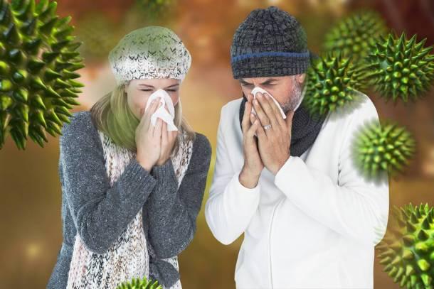 Φθινοπωρινές ιώσεις: Πώς μπορούμε να προστατευθούμε;