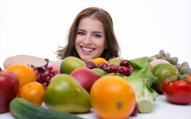 Τα φρούτα και τα λαχανικά μας κάνουν πιο… χαρούμενους