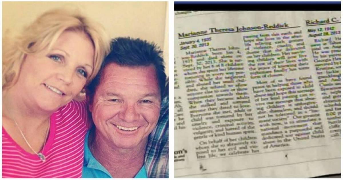 Η μητέρα του πέθανε στο νοσοκομείο, τότε ο γιος της έγραψε στον επικήδειο πόσο χαρούμενος είναι με τον θάνατο της.