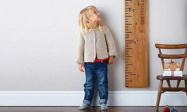 Μέχρι ποια ηλικία ψηλώνουν τα παιδιά;