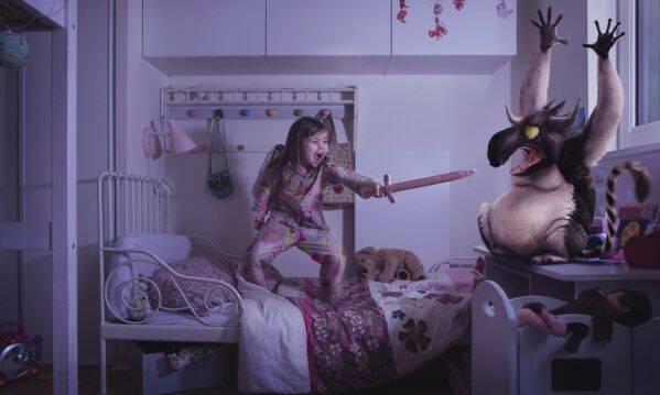 Νυχτερινός τρόμος: Γιατί τα παιδιά φοβούνται και ζητούν τη μαμά ή τον μπαμπά στο δωμάτιο;