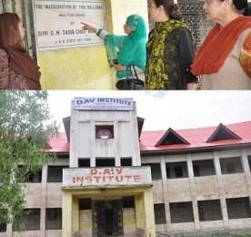 Death of DAV School