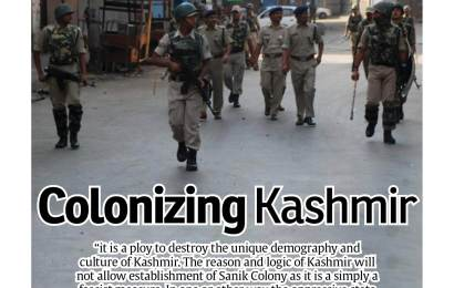 Colonizing Kashmir