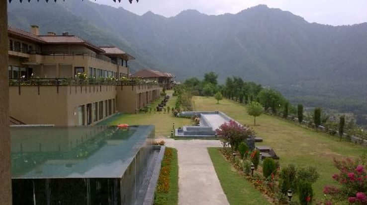 Taj Vivanta optimistic symbol of Kashmir's hospitality sector