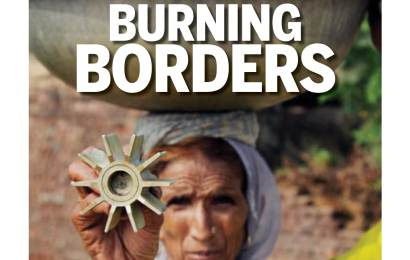 Burning Borders