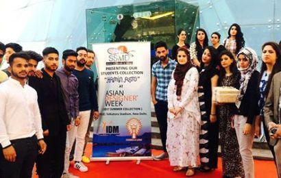 SSMD participates in Asian Designer Week