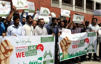 AMENDMENTS IN SPECIAL STATUS CANNOT BE TOLERATED – JKPA
