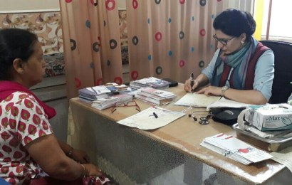 Apollo Hospital Bangalore  organised a three day Cancer detection Camp at Jammu