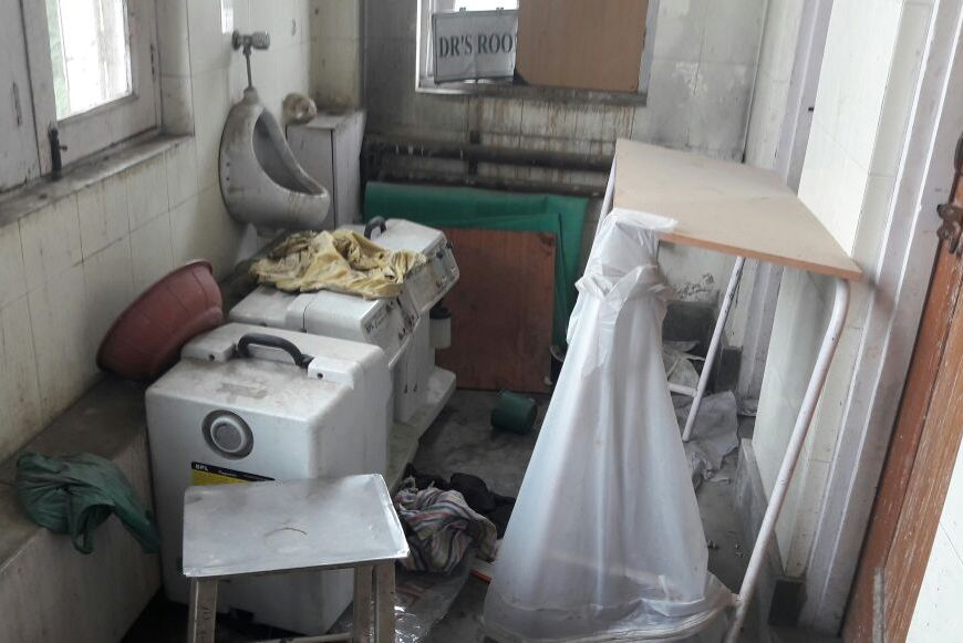 Power outage creates Mess in District Hospital Budgam