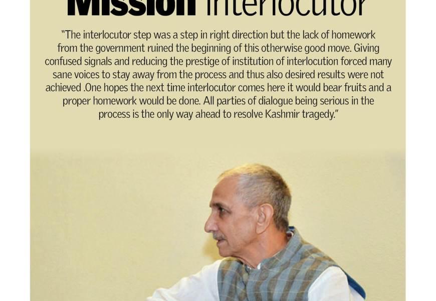Mission interlocutor