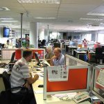 How open is your newsroom?