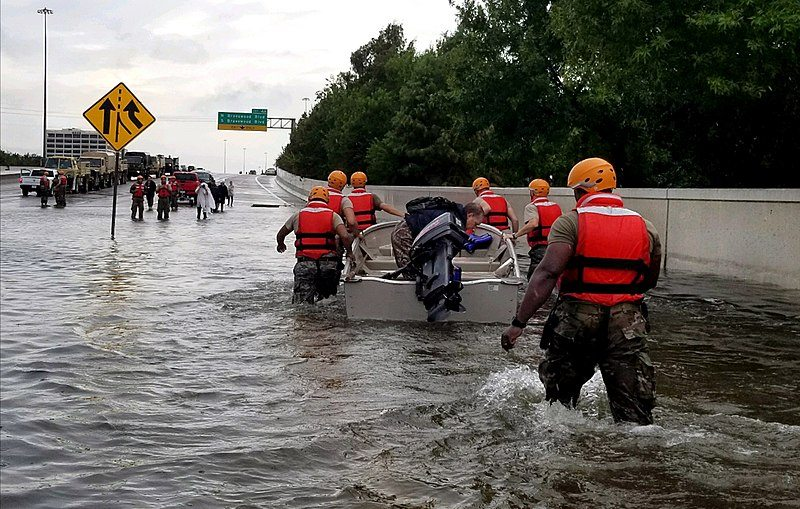 Covering risk after Hurricane Harvey