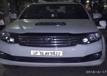 BJP विधायक पर फायरिंग, भागकर पुलिस चौकी में बचाई जान