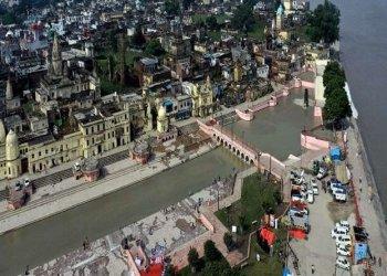 रामनगरी अयोध्या की सीमा सील, बाहरी लोगों के प्रवेश पर लगी रोक