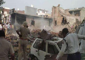 पंजाब: पटाखा फैक्ट्री में धमाका, 15 लोगों की मौत, मलबे के नीचे कई दबे