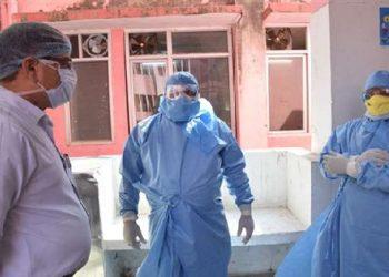 वाराणसी: आज 6 नये संदिग्ध मरीज  आइसोलेशन वार्ड में भर्ती, अब तक 41766 की थर्मल स्कैनिंग