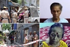 दिल्लीः तिहरे हत्याकांड में प्रेमी-प्रेमिका गिरफ्तार