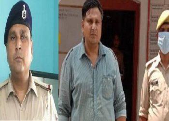 CM योगी को गोली मारने की धमकी देने वाला आरोपी निकला पुलिस का जवान, गिरफ्तार