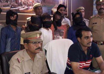 हुकूलगंज हत्याकांड का खुलासाः बीच बचाव में मारा गया व्यापारी, 6 गिरफ्तार