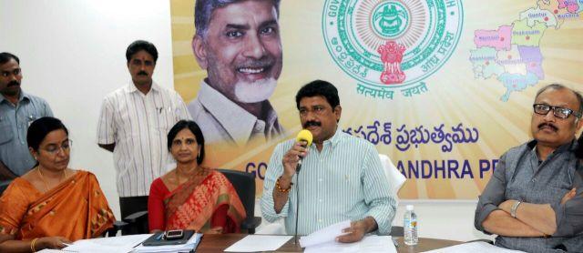 మార్చిలో డిఎస్సీ 2018 పరీక్షలు… 12,370 పోస్టులకు 15న నోటిఫికేషన్