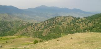 Shakai Dam