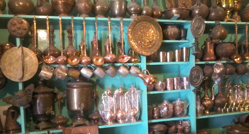 Copper Crafts