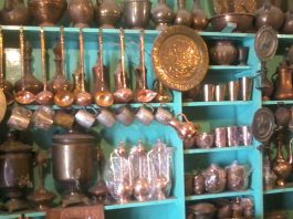 Copper Crafts