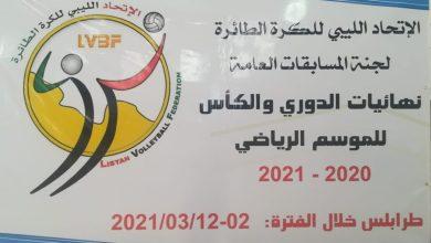 تفوق الاتحاد المصراتي وأساريا والأهلي طرابلس في افتتاح نهائيات ليبيا للكرة الطائرة.
