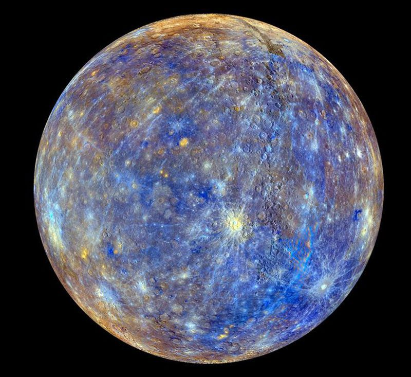 clear photo of Mercury