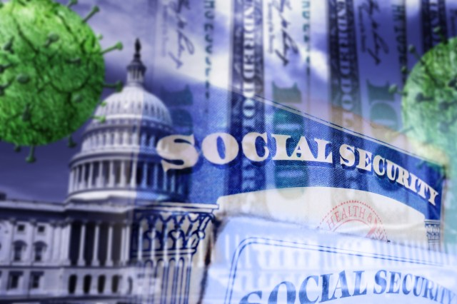 Stimulus checks an Social Security
