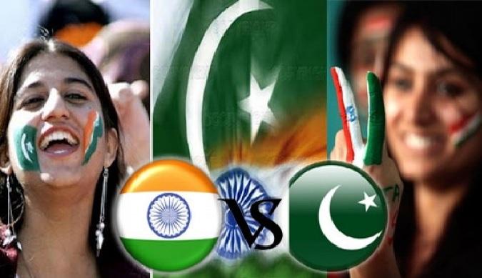 ভারত – পাকিস্তান খেলা মানেই এক অন্যরকমের উত্তেজনা