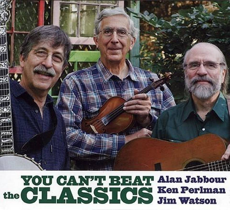 """You Can't Beat the Classics"" by Alan Jabbour, Ken Perlman and Jim Watson."