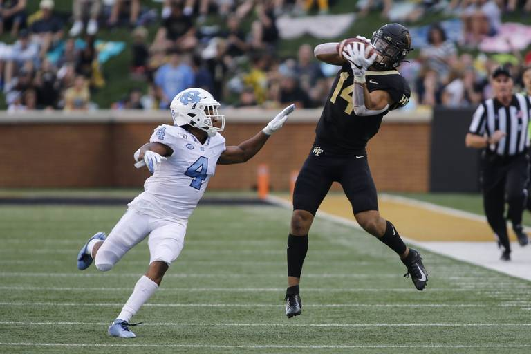 Wake Forest's Sage Surratt opts out of season   Raleigh News & Observer