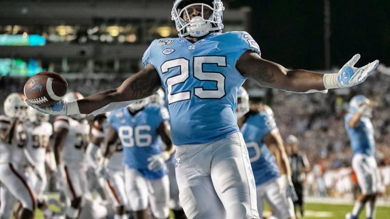 North Carolina comes from behind again and defeats Miami 28