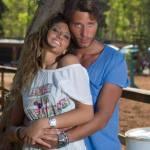 Manfredi Ferlicchia e Giorgia Lucini a Temptation Island