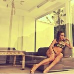 Teresanna Pugliese in bikini