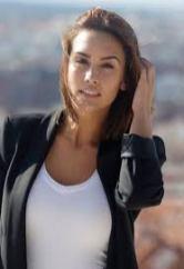 Foto hot di Megan Montaner attrice di il Segreto