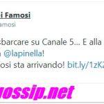 Alessia Marcuzzi condurrà l'Isola dei Famosi